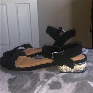 low heels!